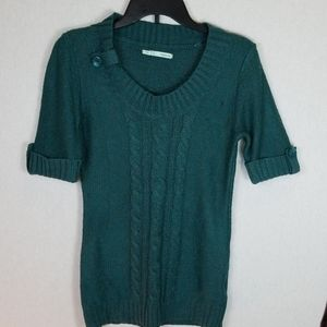 Maurices Women short Sleeve Sweater Size S